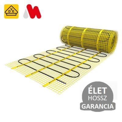 MAGNUM Mat elektromos fűtőszőnyeg, 10 m2 = 1500 W