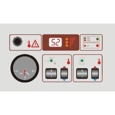 Termostroj Termo Mini elektromos kazán vezérlő panel (HMV vezérléssel)