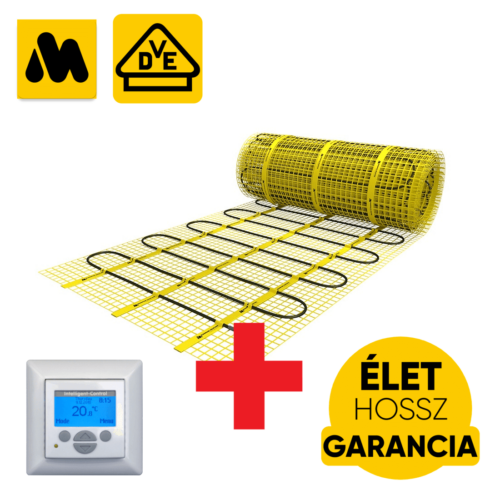 MAGNUM Mat elektromos fűtőszőnyeg, 8 m2 = 1200 W