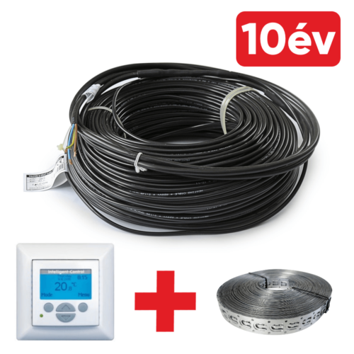 FALCON U-HEAT Cable elektromos fűtőkábel 420 Watt (18 W/m)