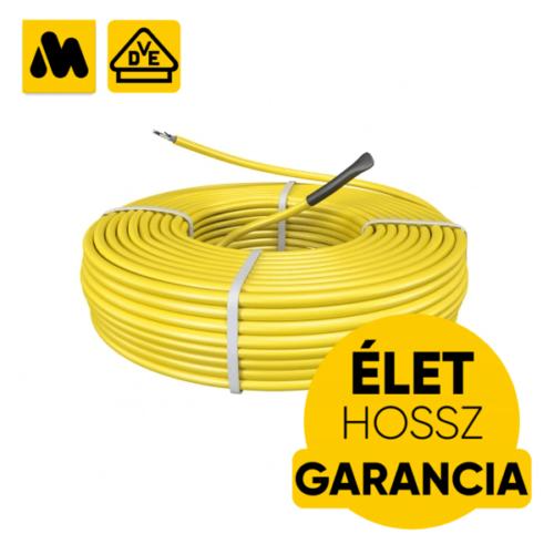 MAGNUM Cable 2100 Watt elektromos fűtőkábel (17 W/m)