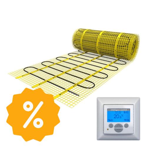 MAGNUM Mat elektromos fűtőszőnyeg, 6 m2 = 900 W
