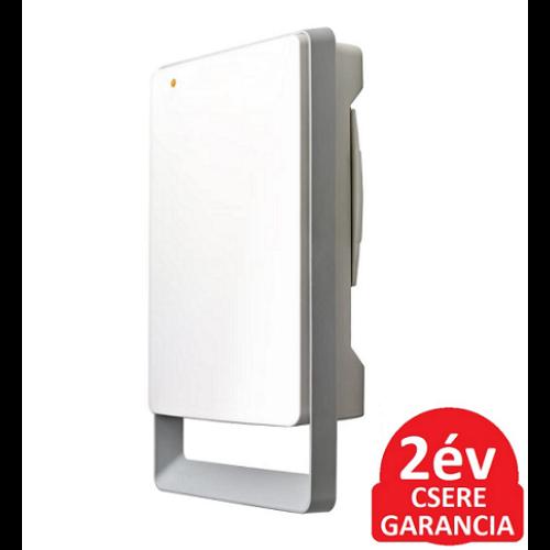 Radialight FOLIO falra szerelhető fürdőszobai fűtő ventilátor (1000/1800 Watt)