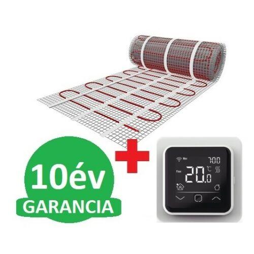 U-HEAT fűtőszőnyeg 2,5 m2 =  375 W + WI-FI Control szobatermosztát szett