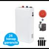 """Centrometal El-Cm Basic """"Szett"""" 6 kW elektromos kazán központi fűtéshez tágulási tartállyal és keringető szivattyúval (230 V/ 400 V hálózatra)"""