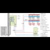 Centrometal Split Heat Pump 8 kW (Split rendszerű levegő-víz hőszivattyú / 230V / A+++)