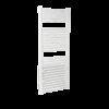 Deltacalor Goccia 750 + 800 Watt elektromos törölközőszárítós radiátor párátlanító funkcióval (fehér - 500 mm)