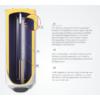 ELDOM Favourite 50 Smart - elektromos vízmelegítő (50 liter - 2 kW - 387 mm Ø)