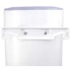ELDOM Thermo 80 - indirekt használati meleg víz tartály 1 hőcserélővel (bal oldali / 80 liter / 2 kW / 387 mm Ø)