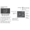 ELDOM RH 15N elektromos konvektor programozható vezérléssel (1500 Watt)