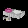 MAGNUM Heatboard 12 mm vastagságú szigetelő tábla szett - 11 db / 75 x 58 cm (5 m2) - a kábel nem része a szettnek