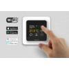 MAGNUM MRC Smart WIFI elektromos padlófűtés termosztát szobahőmérséklet és padlóhőmérséklet érzékelővel
