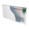 Radialight KLIMA 20 elektromos radiátor programozható vezérléssel (2000 Watt)