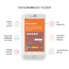 Deltacalor WIFI vezérlés (iOS és Android)