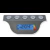 Radialight KLIMA 20 WIFI elektromos radiátor programozható vezérléssel (2000 Watt)
