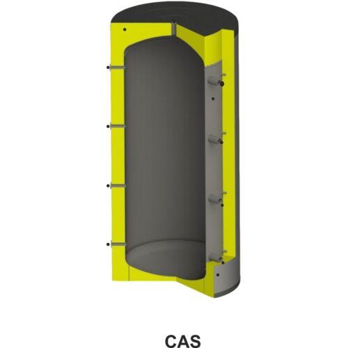 Centrometal CAS 1501 HV fűtési és hűtési uffertároló (1450 liter)