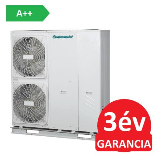 Centrometal Monobloc Heat Pump 12 kW (Monoblokk rendszerű levegő-víz hőszivattyú A++)