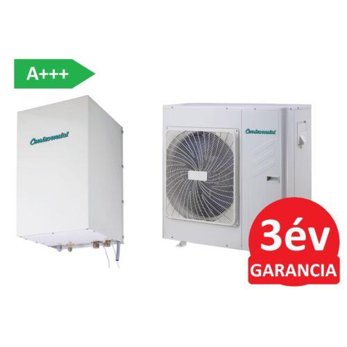 Centrometal Split Heat Pump 4 kW (split rendszerű levegő-víz hőszivattyú A+++)