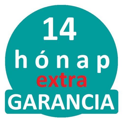 14 hónap extra GARANCIA (El-Cm Basic 36-45 kW)