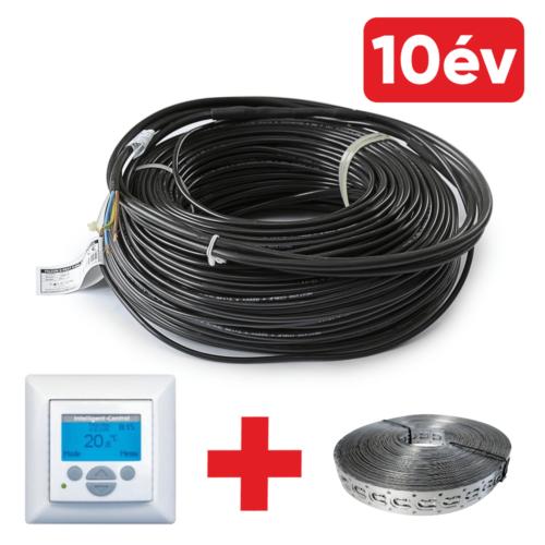 FALCON U-HEAT Cable elektromos fűtőkábel 320 Watt (18 W/m)