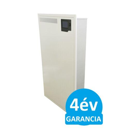 Centrometal El-Cm HomeTech 9 kW falba beépíthető elektromos kazán központi fűtéshez