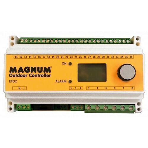 MAGNUM ETO2-4550 kültéri termosztát, elektromos felület fűtéshez, hó- és jégmentesítéshez