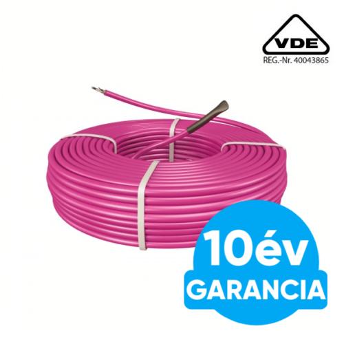 MAGNUM Heatboard Cable fűtőkábel laminált padlóburkolathoz 1200 W = 120 m / 12 m2 (10 W/m)