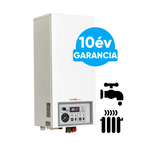 Termostroj Termo Mini 3 kW elektromos kazán fűtéshez és használati meleg víz előállításhoz
